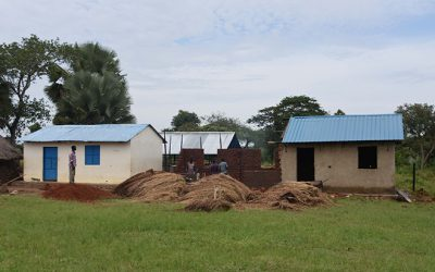 Building–Third Home for Children and Storage Rooms